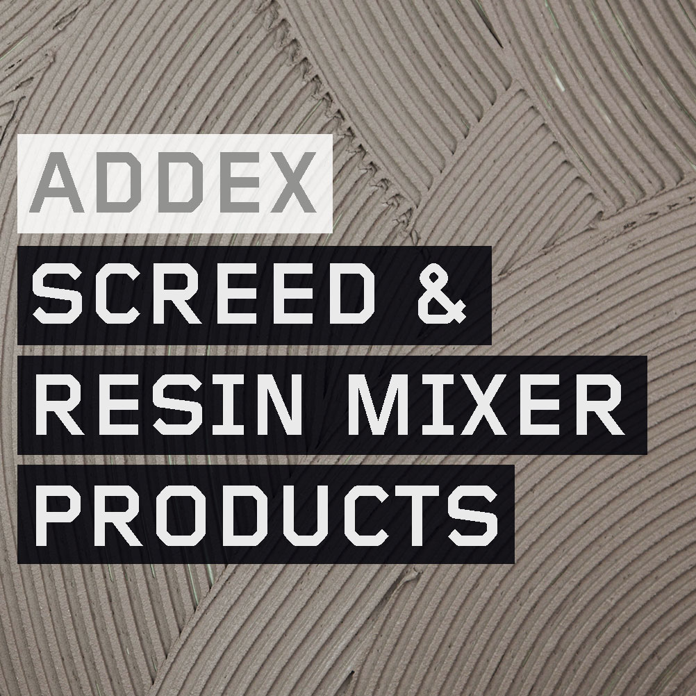 Resin / Screed Mixers
